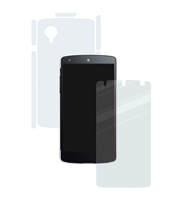 OtterBox Clearly Protected 360 Degree Screen Protector for Google Nexus 5