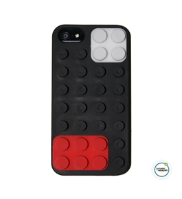 separation shoes 56901 3cf72 Lego iPhone 5 Case Cover - Black
