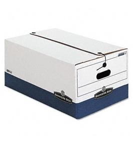 22e31eeb5343d3 Bankers Box  Bankers Box 0001203 Liberty Storage Box