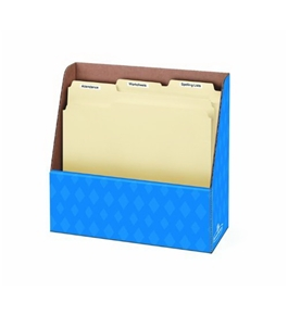 Bankers Box Bb Folder Holder Blue - 3381101