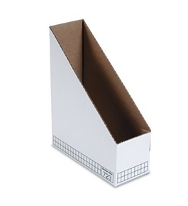 Bankers Box Stor/File Magazine Holders, Letter, 12 Pack (10723)