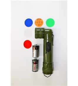 Be Prepared 9 LED Classic Army Signal Light