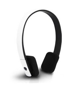 Bluedio DF610 Bluetooth Stereo Headset (White)