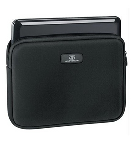 "Body Glove Basic Horizontal Netbook Sleeve, Fits up to 10.2"" Screens, Black (9506501)"