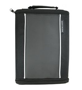 "Body Glove Black Universal Vertical Netbook Sleeve Case, Fits up to 10.2"" Screens"