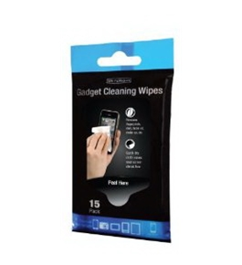 Body Glove Gadget Cleaning Wipes Screen Protectors No color (9262001)