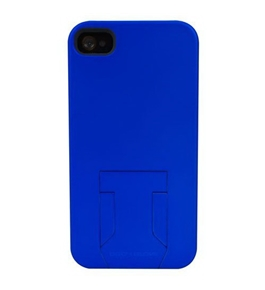 Body Glove iPhone 4S Soft Touch Case - Blue ::Apple iPhone 4s 4 (Verizon) (AT&T)