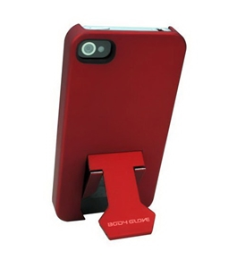 Body Glove iPhone 4S Soft Touch Case - Red ::Apple iPhone 4s 4 (Verizon) (AT&T)
