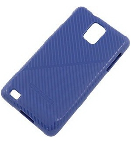 Body Glove Mirage Skin Cover for Samsung Infuse 4G i997, Blue