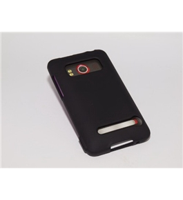 Body Glove Smooth Case for Sprint HTC Evo 4G (Black)