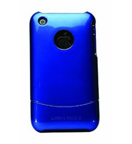 Body Glove Vibe Slider Case for Apple iPhone 3G/3GS - Blue (9160601)