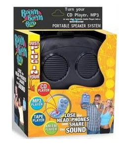 Boom Boom Box by DREAMGEAR