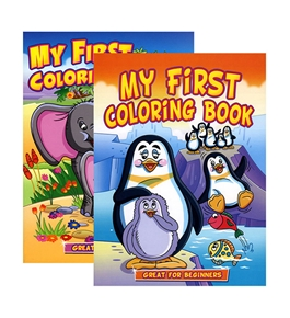 JUMBO MY FIRST Coloring Book