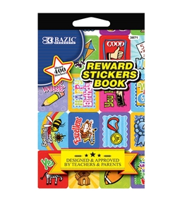 BAZIC Reward Sticker Book