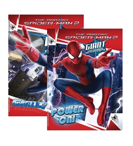THE AMAZING SPIDER-MAN 2 MOVIE Coloring & Activity Book