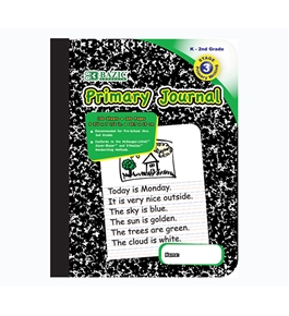 Bazic Primary Journal Marble Composition Book 1 Count 5053-48