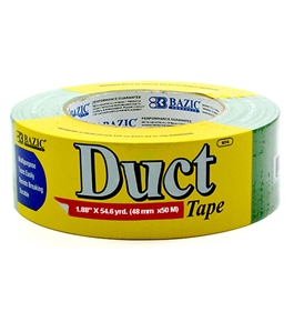 BAZIC 1.88 X 60 Yards Green Duct Tape