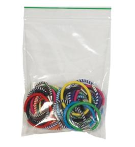 5 X 7 2 Mil Minigrip Reclosable Greenline Biodegradable Bags Mggl105