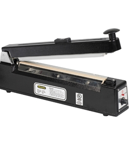 "12"" Impulse Sealer with Cutter - SPBC12"