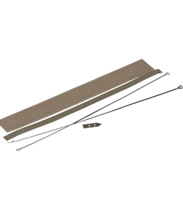 "16"" Impulse Sealer with Cutter Service Kit - SPBC16KIT"