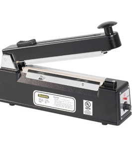 "8"" Impulse Sealer with Cutter - SPBC8"