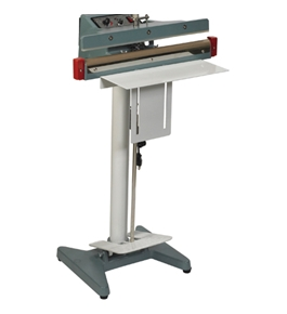"12"" Wide Seal Foot Operated Impulse Sealer - SPBWF12"