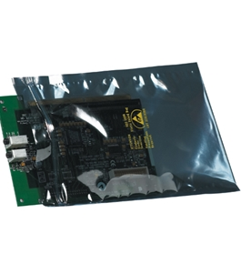 "4"" x 30"" Reclosable Static Shielding Bags - STC349"