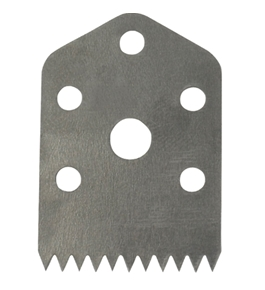 "Replacement Tape Cutting Blades for 5/8"" Bag Taper - TDPRODEB2"