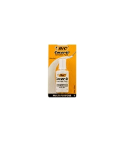 BIC 20ml / 0.7 fl. oz. Wite-Out Cover It Correction Fluid