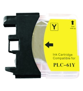 Printer Essentials for Brother DCP-165C/MFC-290C/MFC-490CW/MFC-5490CN/MFC-5890CN/MFC-6490CW/MFC-790CW - PLC-61Y