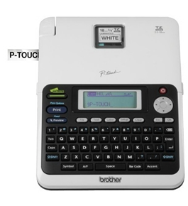Brother Desktop Office Labeler with AC Adapter (PT2030AD)