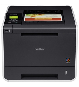 Brother HL-4570CDW Color Laser Printer with Wireless Networking and Duplex