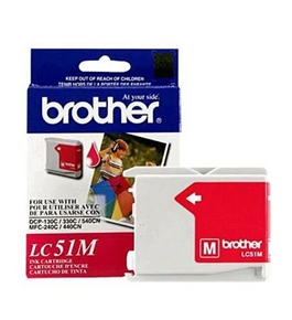 Brother Magenta Ink Sensor - LC51MS