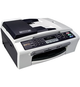 Brother MFC-240c Color Inkjet Multifunction