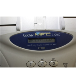 Brother MFC-3100C - 0130