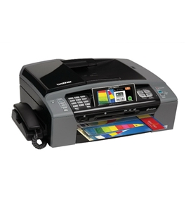 Brother MFC-790CW Color Inkjet All-in-One with Touchscreen LCD Display and Wireless Interface