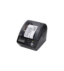 Brother QL-650TD Label Printer with Built-in Time and Date Function - Refurbished