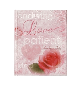 C.R. Gibson Small Magnetic Love Journal (GGM-8696)