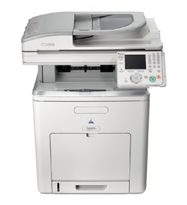 Canon imageCLASS MF9170c Color Laser Multifunction Printer (White) (2232B001AA)