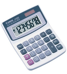 Canon LS-82Z Calculator