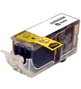 Printer Essentials for Canon PIXMA iP3600/iP4600/MP620/MP980/PMFP1/PMFP3/SFP1/SFP2/PIXUS MP610/PIXUS MX860 - PPGI-220BK Compatible Inkjet Cartridge