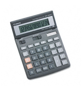 Canon WS1400H 14-Digit LCD Compact Desktop Calculator (WS1400H)