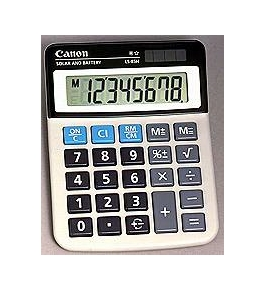 Canon LS-85H Calculator