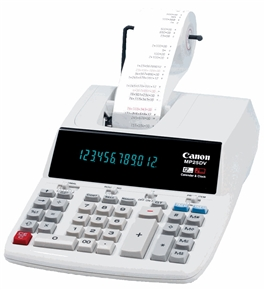 CANON MP25D 12 Digit Desktop Calculator