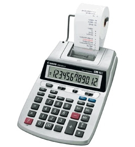 Canon P23DH 12 Digit Calculator