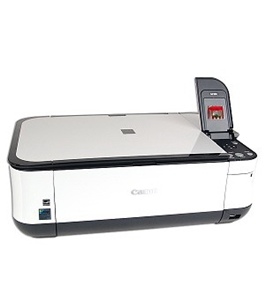 "Canon PIXMA MP480 USB 2.0 All-in-One Color Inkjet Printer Scanner Copier Photo Printer w/Card Reader & 1.8"" LCD"
