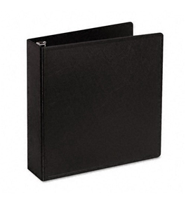 "Cardinal Heavy-Duty EasyOpen Slant D-Ring Binder, 2"" Capacity, Black"