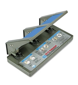 Carl HC-72 Heavy Duty 3 Hole Punch, 72 Sheet Capacity