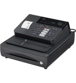 Casio Cash Register Black Cabinet Design
