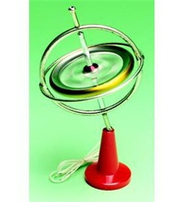"Chandler Gyroscope - 3 1/2"" tall [Toy]"